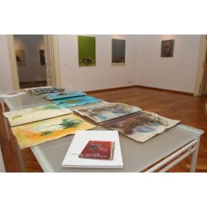ntalnire-eveniment cu Ioan Iacob la Galeria Fundatiei Dignitas – lansarea proiectului de promovare a artistilor plastici romani contemporani.