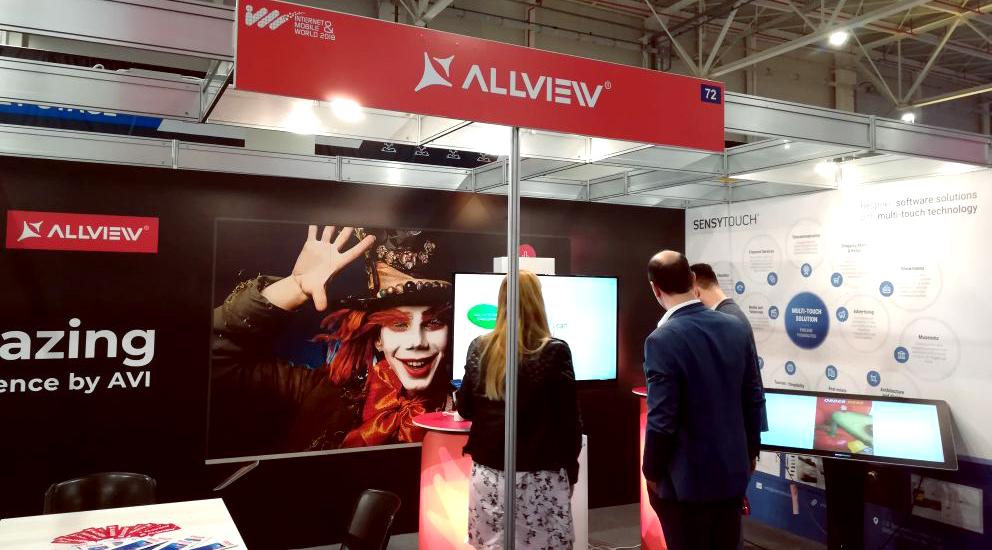 Allview la IMWorld:  Viitorul înseamnă interacțiune simplă și inteligentă