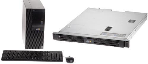 Axis a lansat serverul pentru inregistrari video AXIS Camera Station S1116