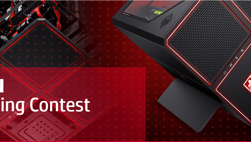 Designul tău pe Desktop OMEN X by HP! Provocarea #HPModdingContest