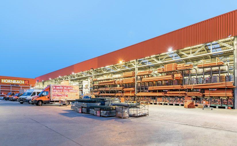 Conceptul Drive In din magazinele HORNBACH – succesul unui proiect complet și complex de construcții și amenajări
