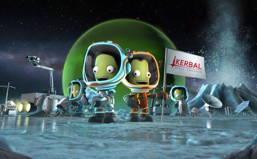 S-a lansat expansiunea Kerbal Space Program: Breaking Ground  pentru PC