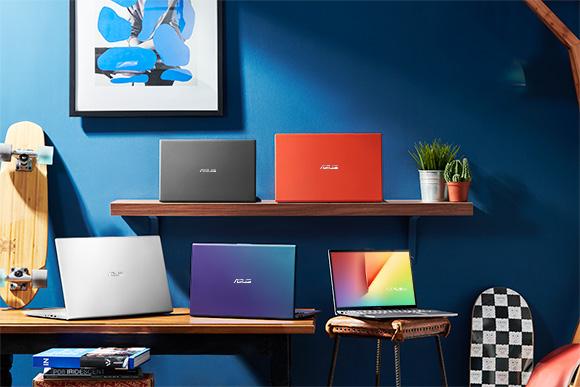 Noile laptopuri ASUS VivoBook 14 (X412), 15 (X512) și 17 (X712) ajung pe piața românească