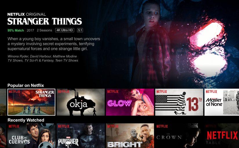 Televizoarele Panasonic OLED vor integra   Netflix Calibrated Mode